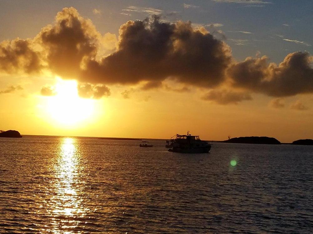 Sunrise Allan pensacola Cay 61517