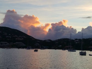 12019a sunrise Great Cruz Bay