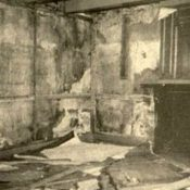 Jeugd vernielde leegstaande woningen