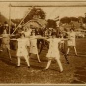 Twee dagen schoolfeest in juni 1928