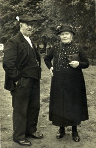 Hendrik Bouma en Gatske Tigchelaar