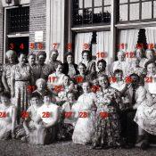 Groep Minnertsgaasters op de foto (2)