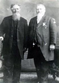 Sijtze (l) en Sikpe (R) Zoodsma