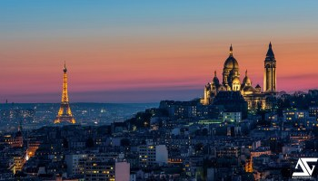 Covid-19 travel restrictions in Paris