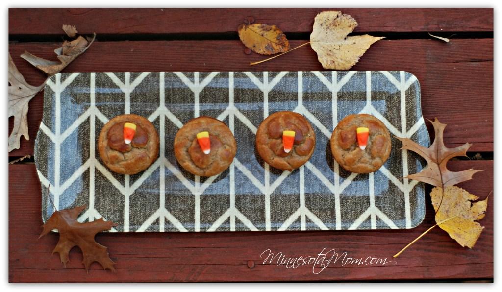 Gluten Free Banana Muffins II