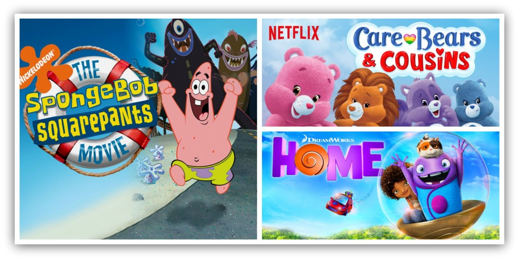 Netflix in November Kids