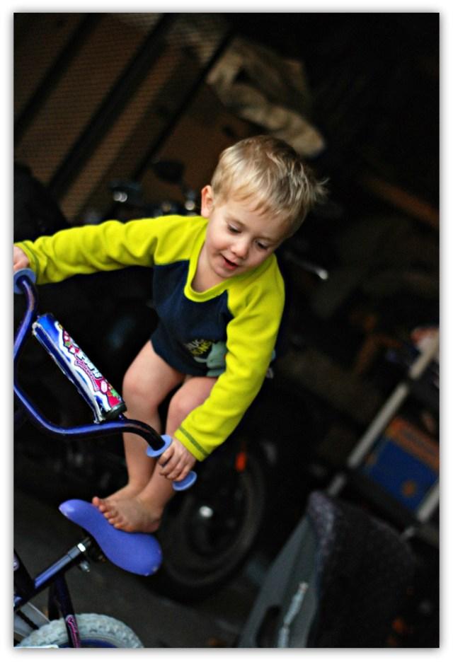 Nicky's Bike I