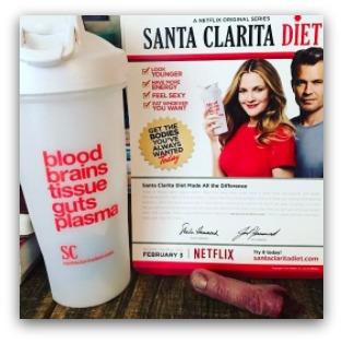 Santa Clarita Diet Promo