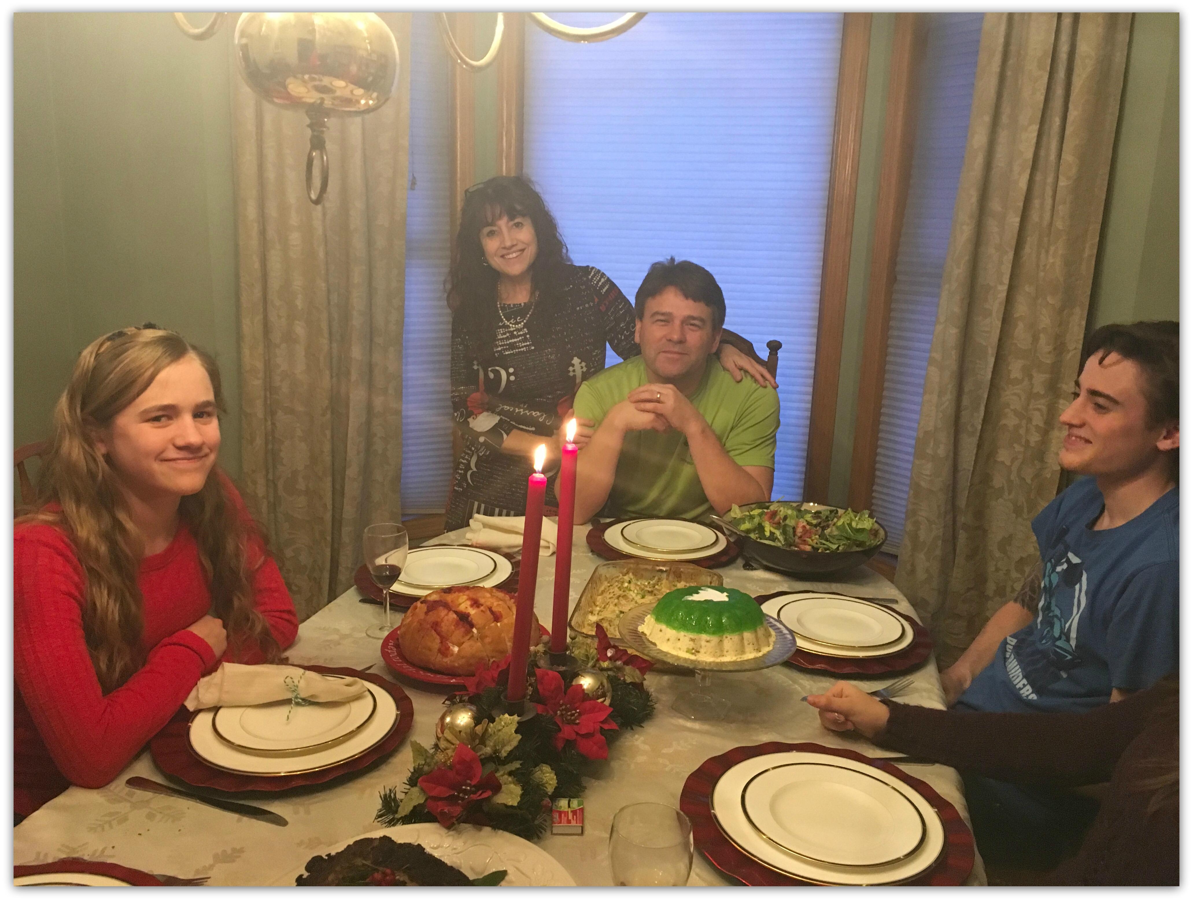 Christmas Dinner 2017 II