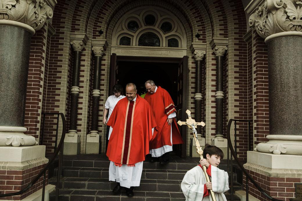 Rev. Chester Arceneaux