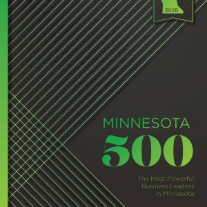 2020 Minnesota 500 cover