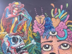 Mural in Cuenca