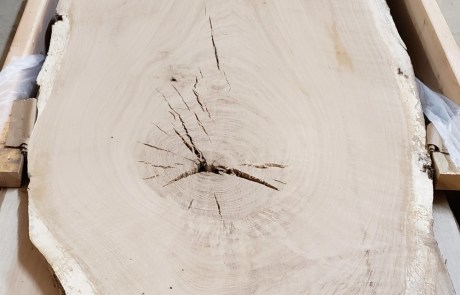 live edge raw material