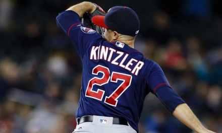 Kintzler, Garcia Out; Twins Keep Santana, Dozier and Add to Prospect Pool