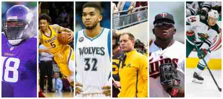 Savor Minnesota Sports Right Now. It is NOT Always Like This.