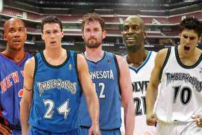 Timberwolves All-Time Team – NBA 2K18