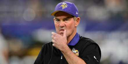 Is the Media Turning on Mike Zimmer?