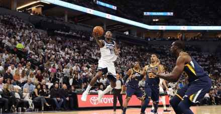 Timberwolves def. Jazz Behind Huge Jamal Crawford 4th Quarter