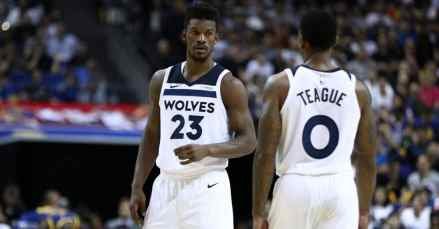 """Timberwolves Travel to OKC to Play the Other New """"Big Three"""""""