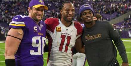 Should the Vikings Trade a 5th Round Pick for Larry Fitzgerald?