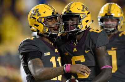 Gopher Football BIG Favorites at Home vs Illinois…
