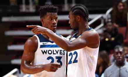 Jimmy Butler Makes Me Believe in the Minnesota Timberwolves