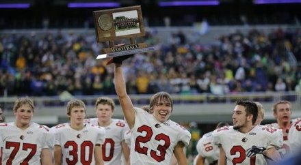 Eden Prairie Football Wins 11th State Title; Other Prep Bowl Results