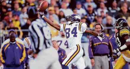 Randy Moss Pretty Much a Sure Thing for HOF This Year