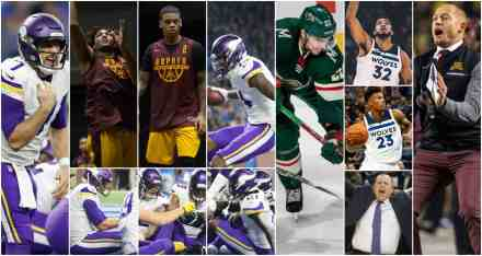 MINNESOTA SPORTS FAN DAILY: Friday, November 24, 2017