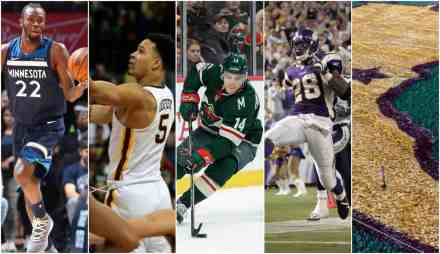 MINNESOTA SPORTS FAN DAILY: Monday, November 6, 2017