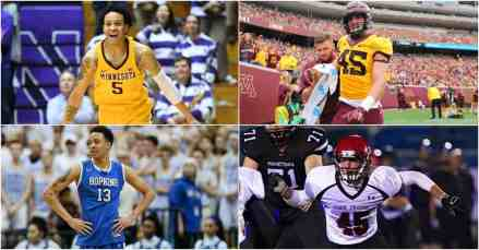 Keep Minnesota Standout Athletes IN Minnesota and Watch the Gophers Win Titles