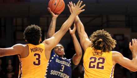 The Gopher Men's Front Court is in GOOD Hands for Years to Come