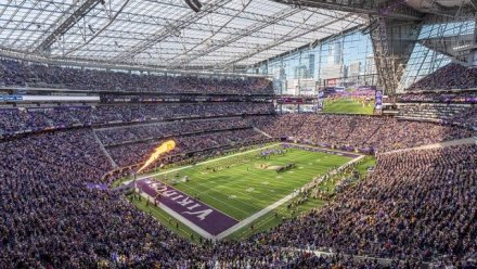 If the Vikings Reach the Super Bowl, They'll be the Away Team (Kind of)…