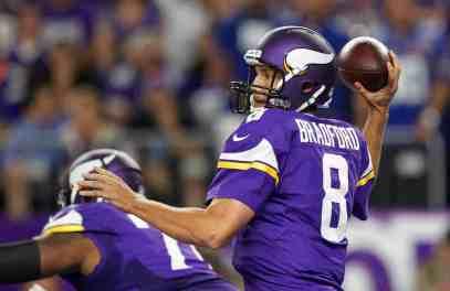 Sam Bradford Designated to Return Off IR; Vikings Have 3 Weeks to Decide His Playoff Fate