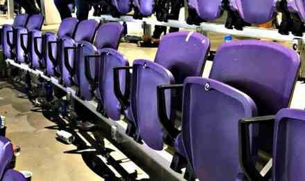 This SBLII Fan Witnessed the Destruction of U.S. Bank Stadium Seats