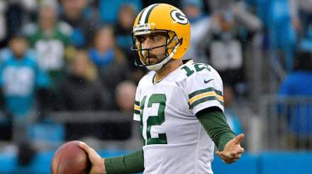 Aaron Rodgers Seems Pissed About Losing His QB Coach