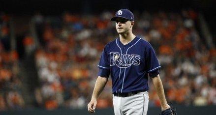 Twins Finally Move to Add Legitimate (SP) Jake Odorizzi via Trade