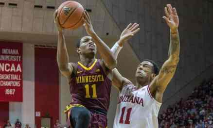 Emerging from the Gopher Basketball Dumpster Fire… an Improved Isaiah Washington