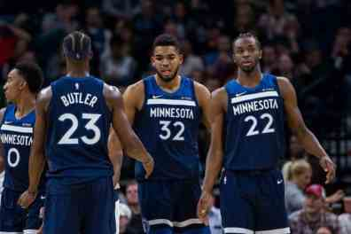 If Timberwolves Win, They're In; but Where They Land is Still In Flux