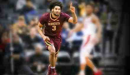 After Consulting w/NBA's UAC, it's Back to School for Gopher Senior Jordan Murphy