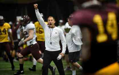 Recruits Committing to Fleck and Gophers Early Before Seats on Boat are Gone
