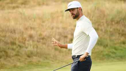 Grab Your Coffee: Watch Former Gopher Swing for Open Championship