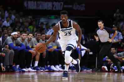Jimmy Butler Extension with Timberwolves Should be His Best Option in 2019