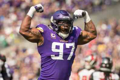 Everson Griffen Returns to Practice Wednesday