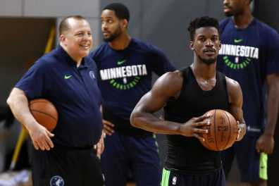 The Jimmy Butler Trade that Ruined the Minnesota Timberwolves Forever