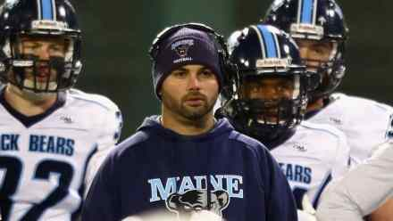 Maine Head Coach Departs to Join Gophers Under DC Joe Rossi