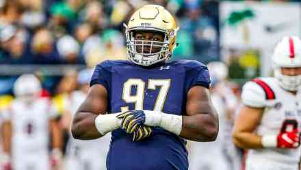 Gophers Add Grad-Transfer DT from Notre Dame for 2019