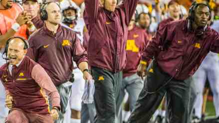 Gophers Secondary Coach Jahmile Addae Leaving for WVU
