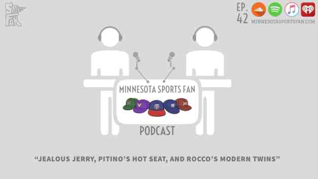 Ep. 42: Ryan Burns Talks Jealous Jerry + Pitino's Hot Seat, and Rocco's Modern Twins