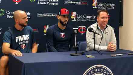Are the Twins Getting Ready for One More Major Free Agency Magic Trick